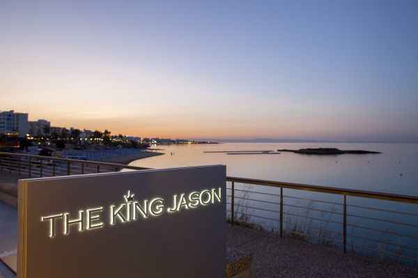 The King Jason Protaras Hotel Cyprus